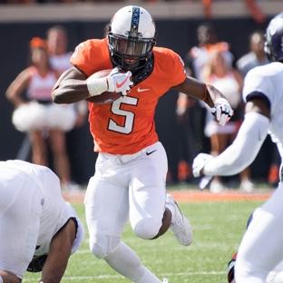 College football: Underclassman running backs fuel Big 12 attacks