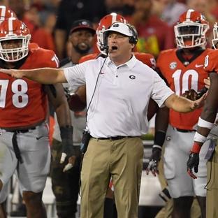 Georgia football: Kirby Smart has No. 3 Bulldogs on path to showdown with Alabama