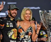 Martin Truex Jr. celebrates his championship win in his post-race interview | 2017 HOMESTEAD-MIAMI | NASCAR VICTORY LANE