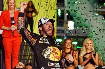 Martin Truex Jr. wins his first career NASCAR Cup Series Championship