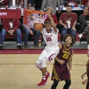 College basketball: Arkansas Razorbacks nearing return to rankings with dominant start