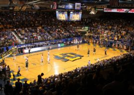 These are the toughest home courts in college basketball