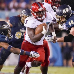 College football: Lane Kiffin, Devin Singletary look to take FAU to new heights in 2018