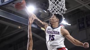 Gonzaga basketball: Brandon Clarke's defensive skills paying off for No. 2 Bulldogs