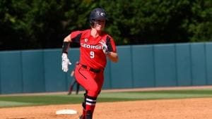 College softball scores: No. 16 Georgia mercy rules No. 8 Tennessee on walk-off grand slam to take weekend series