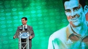 ACC media days: Manny Diaz shares his journey and the culture of Miami football