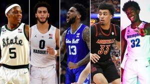 Cassius Winston, Markus Howard top college basketball preseason AP All-American men's team
