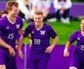 Men's college soccer rankings: Washington, once unranked, is now No. 1 in the United Soccer Coaches poll