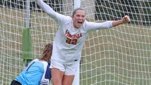 Women's college soccer rankings: Virginia No. 1, Arkansas continues school-record rise