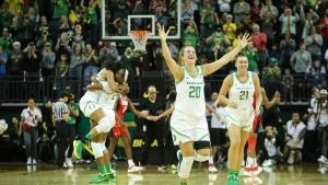 NCAA women's basketball: Oregon earns Team of the Week honors after defeating Team USA