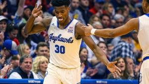 Kansas Is New No 1 Team In Latest College Basketball Power