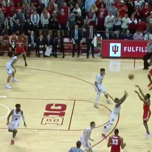 WATCH: Ohio State's C.J. Jackson drills game-winning 3-pointer to down Indiana in double overtime
