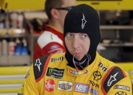 Kyle Busch looks to check of box, win at Charlotte