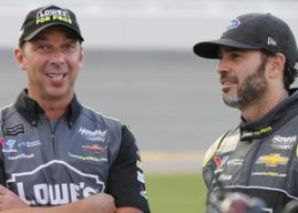 Chad Knaus details the first time he ever met Jimmie Johnson