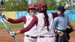 College softball rankings: Florida State holds strong at No. 1 after three top 10 wins