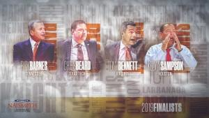 2019 Werner Ladder Naismith Men's Coach of the Year finalists announced