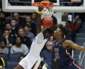 With Gonzaga looming after first NCAA tournament win, Fairleigh Dickinson knows the odds. It just doesn't care.