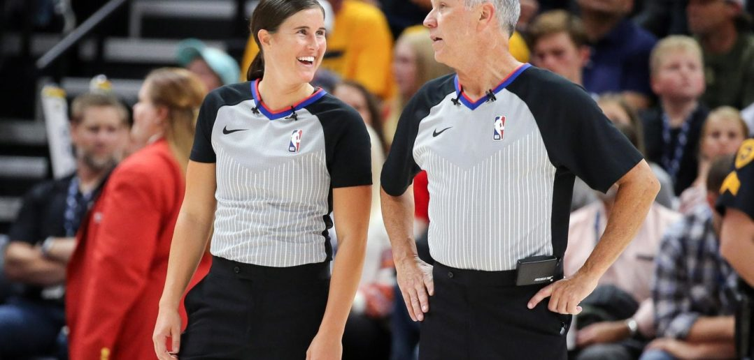 e6ce016ee Meet the three female NBA referees who got their start as NCAA DII  student-athletes