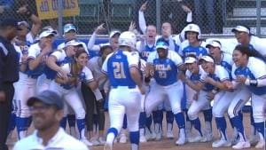 UCLA routs JMU to punch their ticket to the WCWS