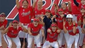 Arizona punches their ticket to the WCWS after sweeping Ole Miss