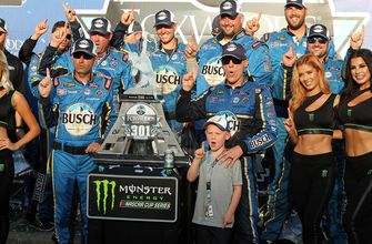Winner's Weekend: Kevin Harvick and Rodney Childers at New Hampshire